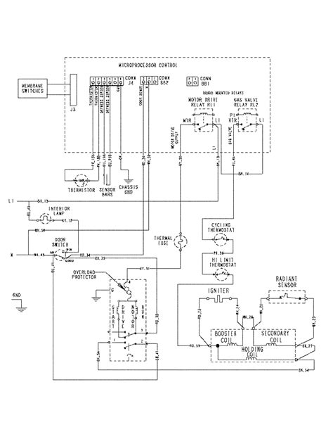 maytag dryer medc400vw0 wiring diagram amana dryer wiring