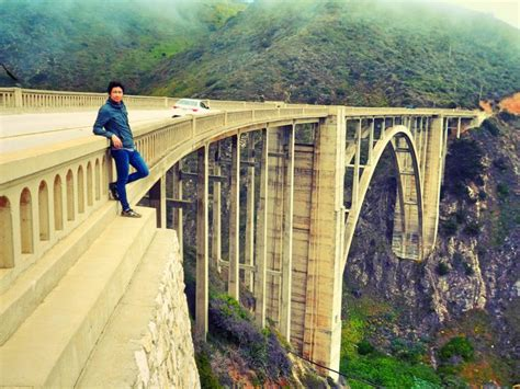 Most Beautiful Parks In The Us by Pics For Gt Bixby Creek Bridge Construction