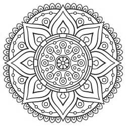 mandala coloring pages for coloringpin printable coloring pages