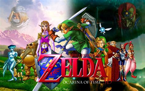 the legend of ocarina of time nintendo wiki fandom powered by wikia top five minor ocarina of time characters