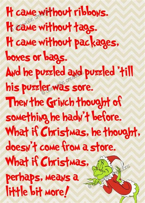 printable grinch quotes best 20 the grinch ideas on pinterest