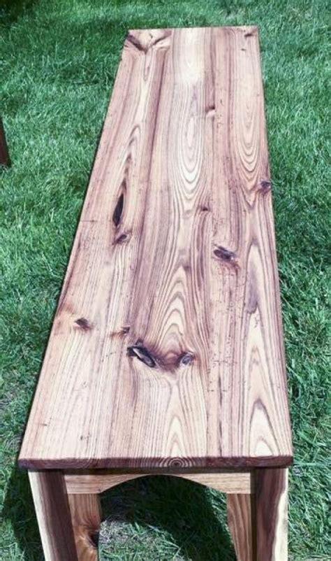 butternut benches lumber slab inventory menomonie