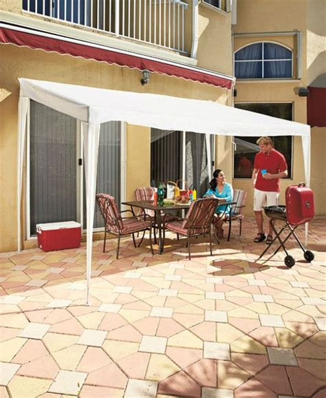 portable awnings for decks pop up canopy tent outdoor shade portable awning gazebo backyard patio bbq grill