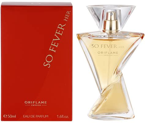 Parfum Oriflame So Fever oriflame so fever eau de parfum for 50 ml