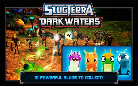 download game android mod apk slugterra dark waters v1 6 3 android apk hack mod download