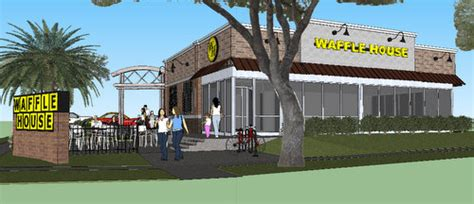 waffle house real estate quot fanciest quot waffle house ever to open in new orleans first we feast