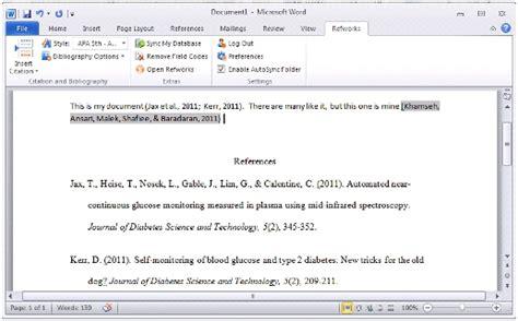 write n cite preview
