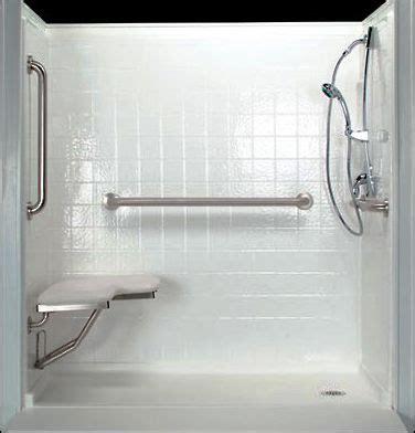 handicap accessible shower ingtopeka