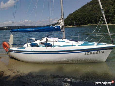 jacht sasanka 620 jacht żagł 243 wka sasanka 620 z wersja z wydłużoną rufą