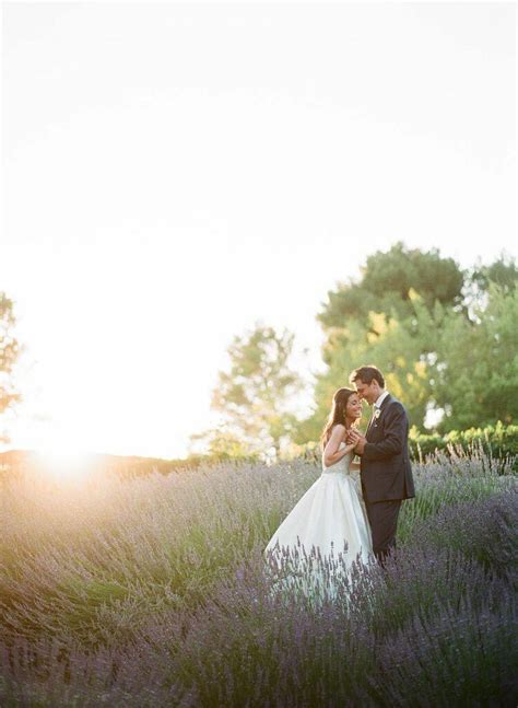 amazing destination wedding at french chateau in provence