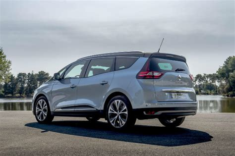 renault scenic 2017 white 2017 renault scenic and grand scenic pricing confirmed