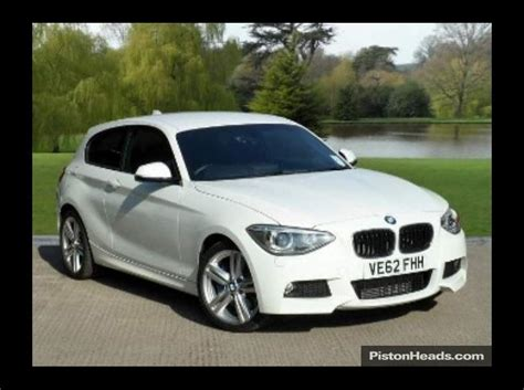 bmw 1 series white m sport used 2012 bmw 1 series 125i m sport for sale in