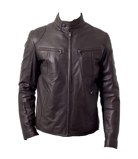 Jaket Kulit Asli Pria Casual Made In Garut jaket kulit bdt 006 cibaduyut shop bandung