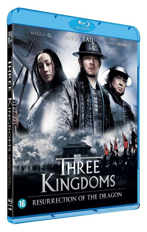Dvd Andy Lau Collection bol three kingdoms resurrection of the andy lau dvd s