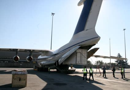heavy air cargo