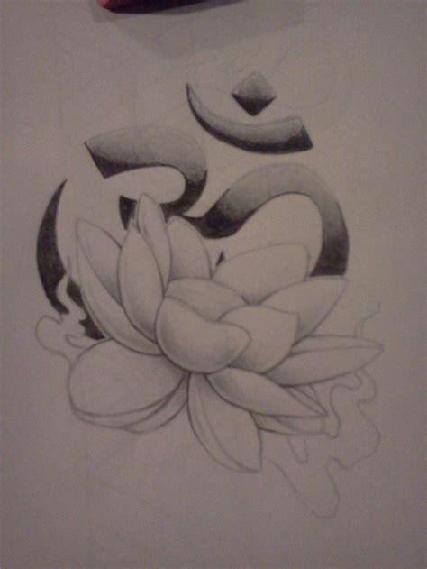 ohm symbol tattoo designs lotus ohm by darkdreamsj on deviantart