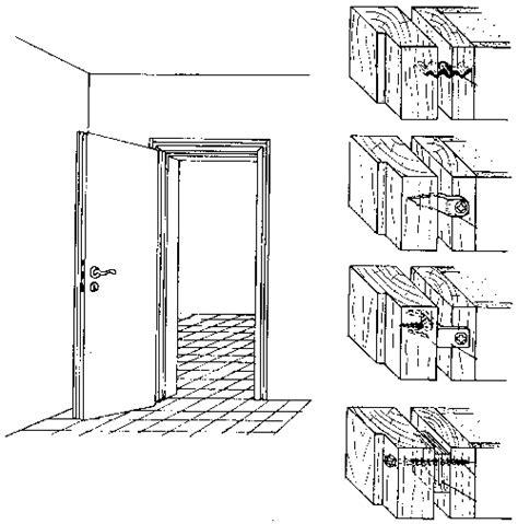 larghezza porte interne come installare le porte interne guida alla posa