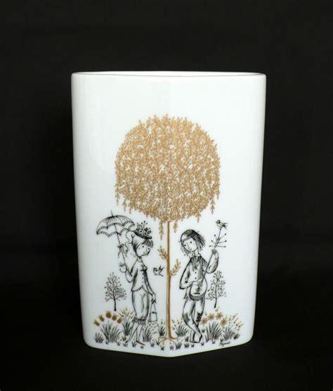 Vintage Etnik Cina Se 10 vintage raymond peynet porcelain vase quot quot for