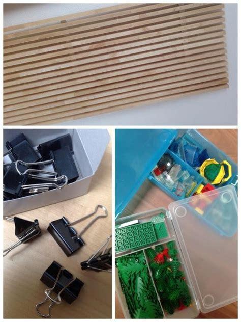 schubladen organizer küche schlafzimmer einrichten wenig platz