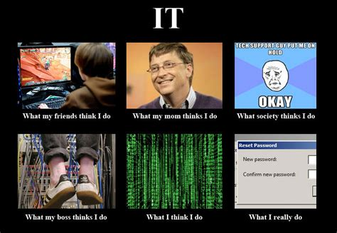 It Support Meme - it help desk meme
