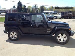 2007 jeep wrangler unlimted 4 door runs drives