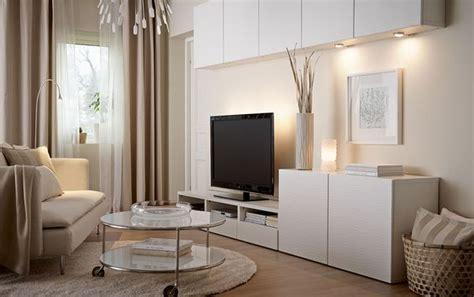 besta mueble tv decoraci 243 n 15 composiciones de muebles tv con la serie