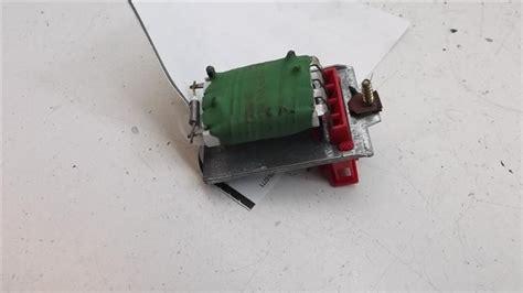 blower motor resistor vw passat 02 03 04 05 volkswagen passat blower motor resistor 8d0 959 263 ebay