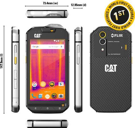Caterpillar Cat Phone S60 cat s60 thermal imaging rugged smartphone cat phones uk