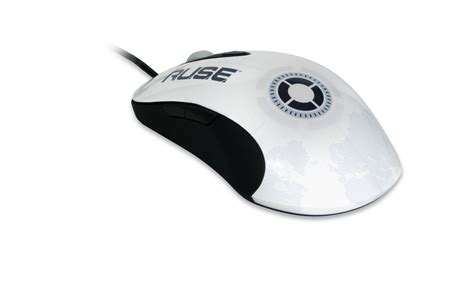 Mouse Steelseries Second steelseries intros xai laser mouse r u s e edition and