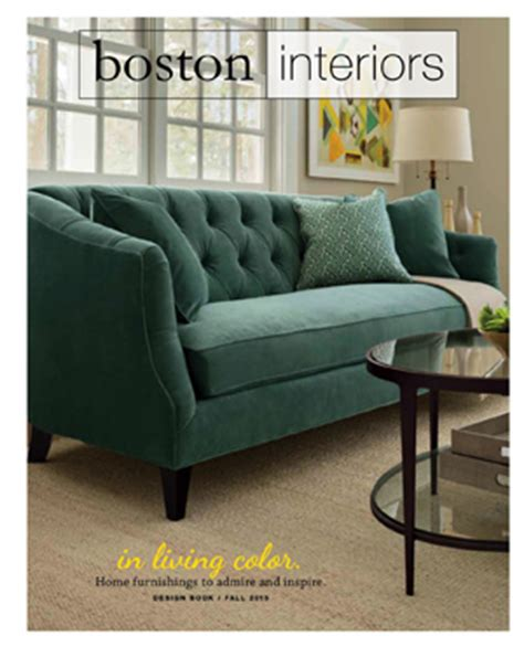 Boston Interiors Furniture by Boston Interiors Goes Multichannel With Catalog