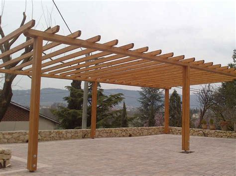 tettoie in legno verona pergolati e pergole verona vicenza in legno verona