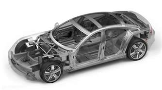 Electric Car Space X Geneva Motor Show Preview 2011 Fisker Karma Space Frame