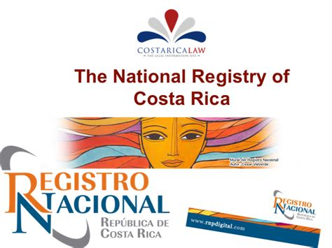 Travel To Costa Rica With Criminal Record Costaricalaw Costa Rica Access To Records At The National Registry