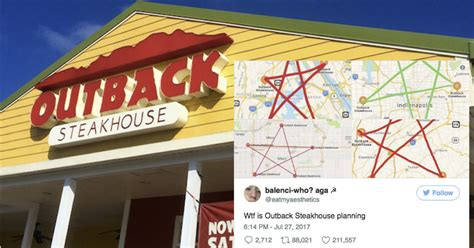 outback stake house outback steakhouse at the center of bizarre conspiracy theory huffpost