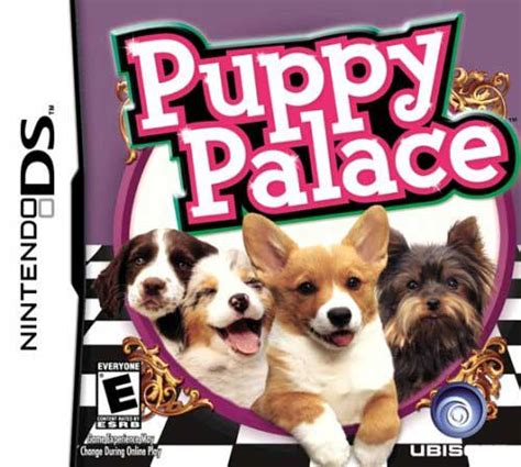 puppy palace puppy palace ds