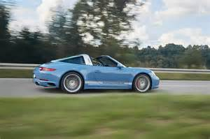 Porsche 911 Targa 4 S Porsche 911 Targa 4s Exclusive Design Edition Wears