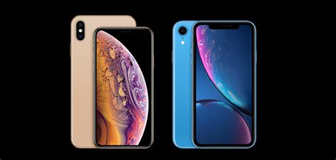 iphone xs and iphone xs max and iphone xr what s the difference
