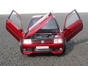 Peugeot 205 Gti Tuning Peugeot 205 Gti Dimma Evolution Tuning Solido Diecast