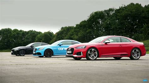 Audi Or Bmw Or Mercedes by Audi Rs5 Vs Bmw M4 Vs Mercedes Amg C63 Auto
