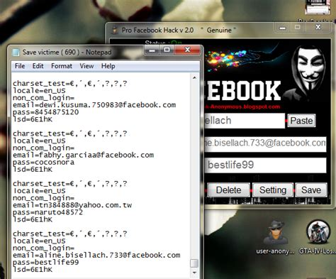 tutorial pro facebook hack v 1 5 pro facebook hack v 1 5 by hacker zmaim free download