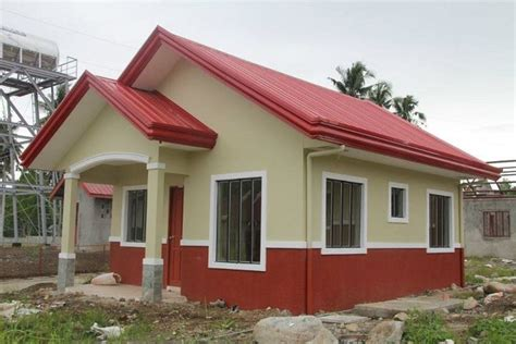 House Design Philippines With Cost by Low Cost Housing Design Affordable Amanda House And Lot