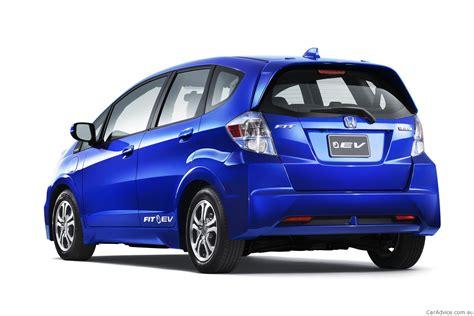 honda vehicles 2013 honda fit ev revealed no electric jazz for australia