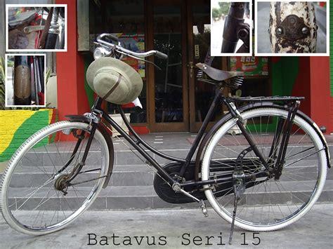 gambar sepeda lapeyrouse blog sepeda ontel