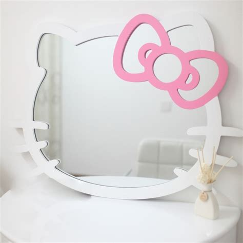 Office Chairs Deals by Authentic Hello Kitty Table Mirror 1 1 Exchange Warranty