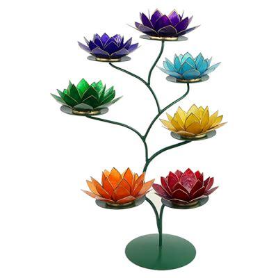 kerzenhalter lotus lotus flowers
