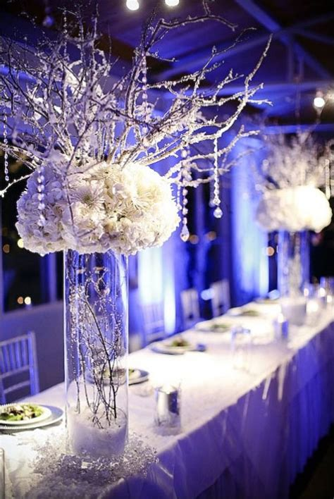 wedding centerpieces winter winter wedding centerpieceswedwebtalks wedwebtalks