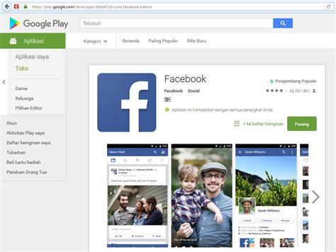 gadoga com cara download game dan aplikasi di play store cara download aplikasi android di play store melalui pc