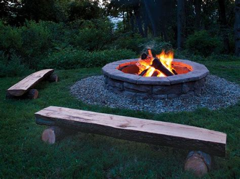 fire pit bench seating how to build a masonry fire pit i want the benches