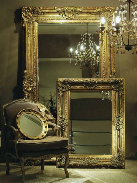 love these large antique mirrors my mother has one in a