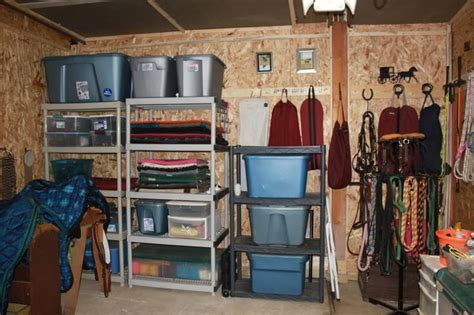 tack room ideas pin by gillian watson on horses stables